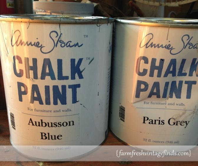 Aubusson Blue and Paris Grey