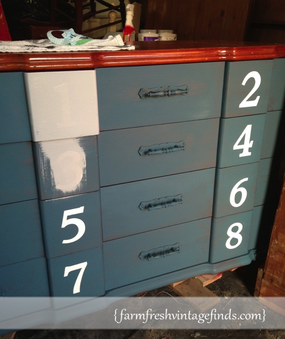 Dresser in Aubusson