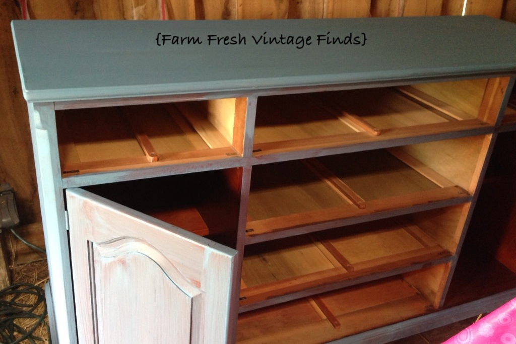 Farm Fresh Vintage Finds Buffet
