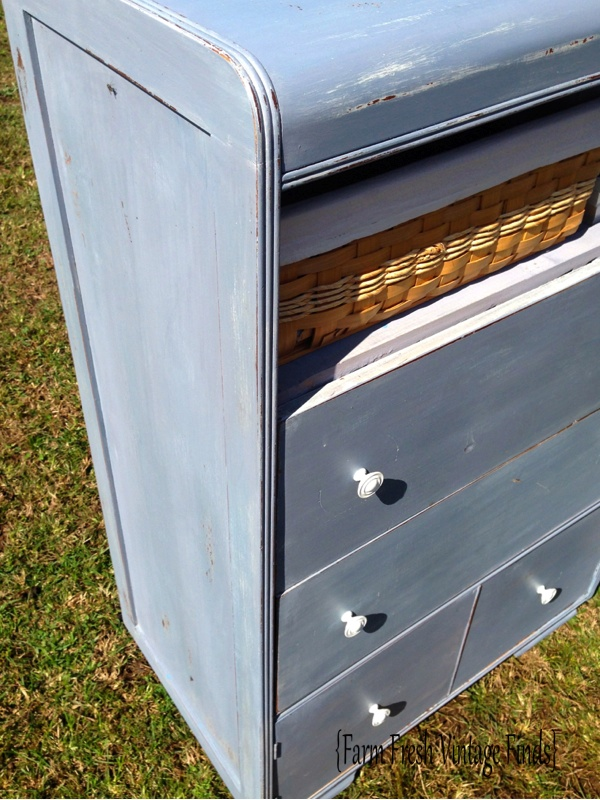 Dried Lavender Chest 19