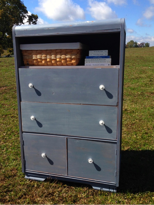 Dried Lavender Chest 20