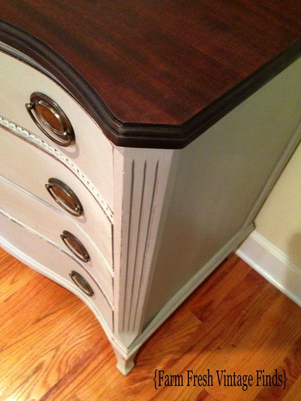 Annie Sloan French Linen Dresser