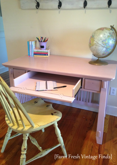 Holly Pink Desk 5