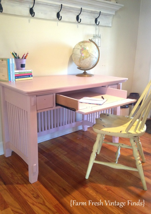 Holly Pink Desk 6