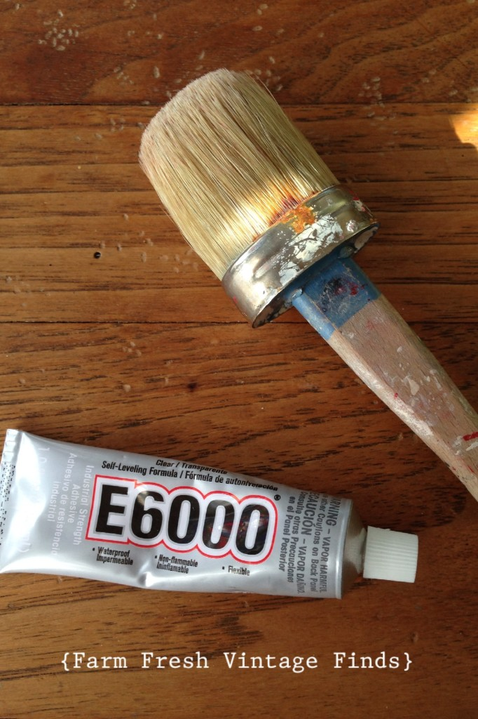 how to clean annie sloan paint brushes