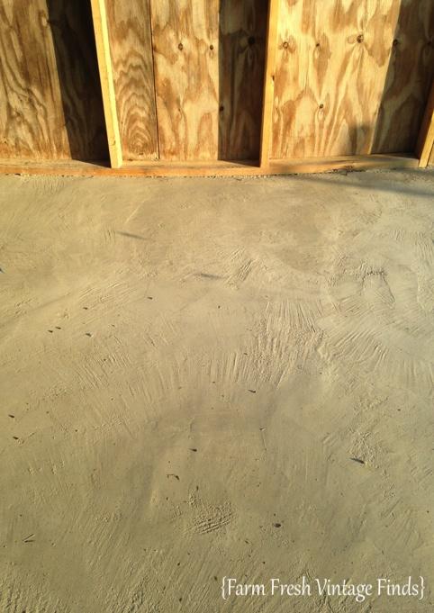Stain concrete 6