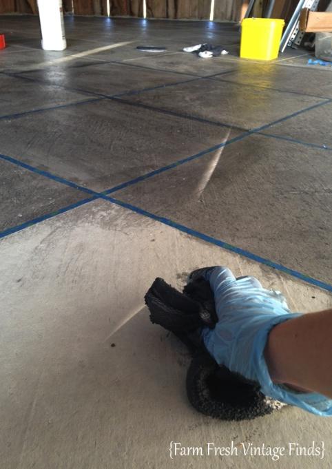 Stain concrete 8