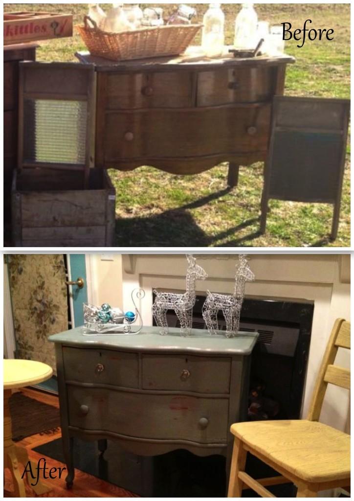 Kitchen Scale Dresser