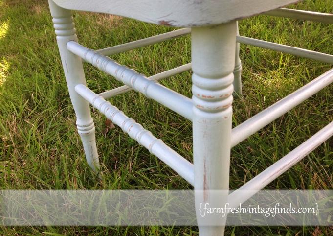 Duck Egg Chair Legs