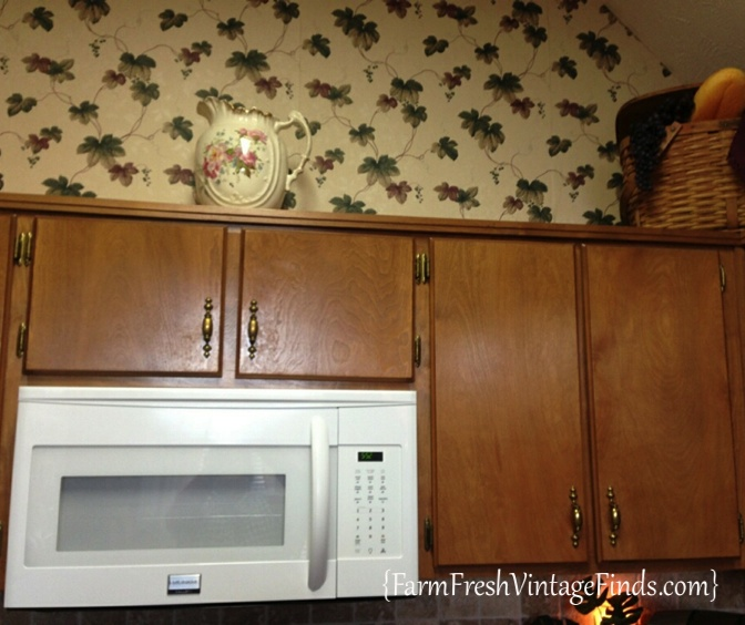 Kitchen Cabinets Befoer