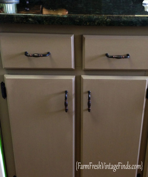 Kitchen Cabinets in Coco