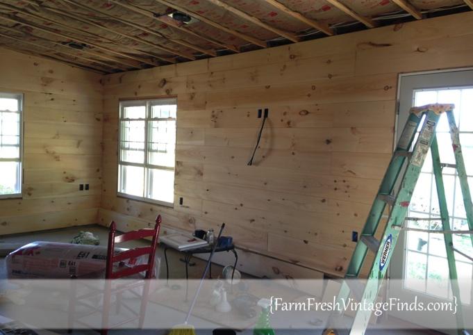 Plank Wall Construction