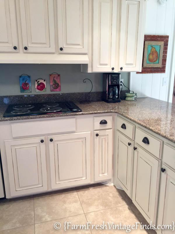 Kitchen Cabinet Refacing On A Budget Farm Fresh Vintage