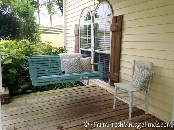 A Front Porch Update And Answers To Your Questions About
