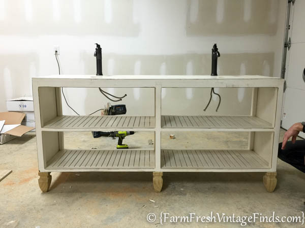 how to build a custom vanity without the custom price tag farm
