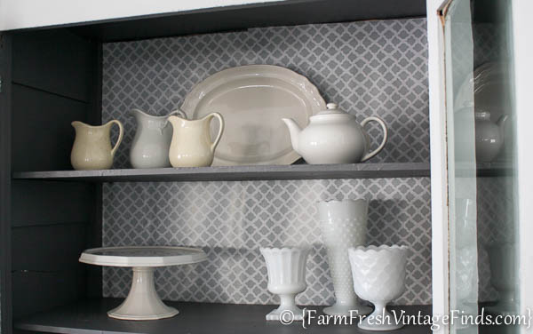 White and Gray Cupboard-10