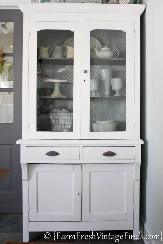 White and Gray Cupboard-3