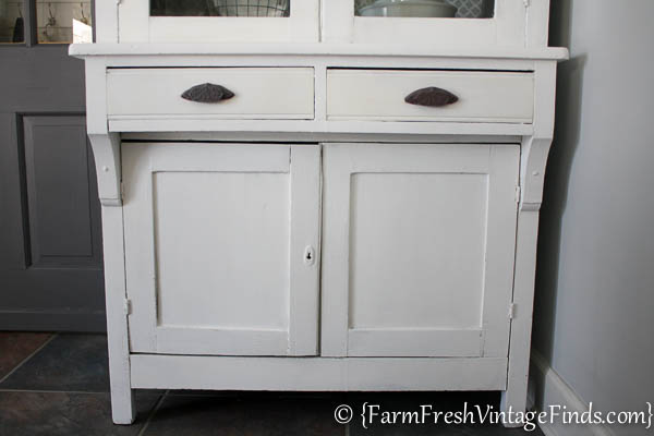 White and Gray Cupboard-4
