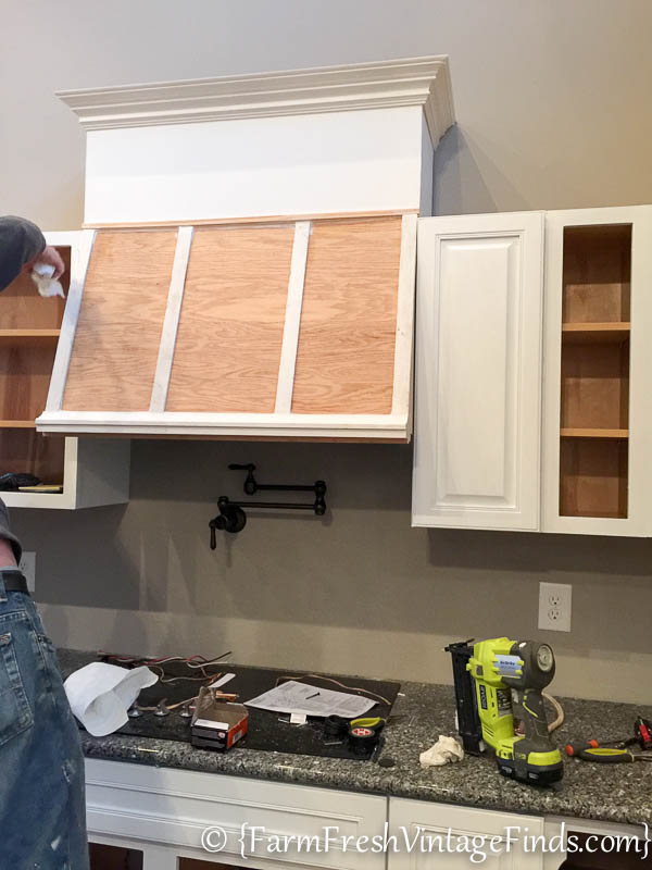 Custom Painted Kitchen Cabinets-20