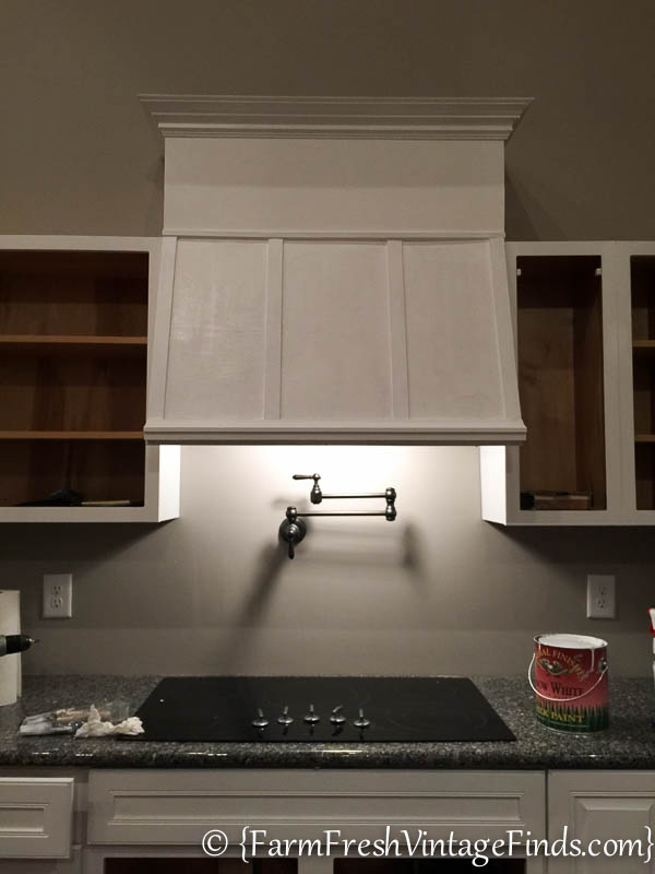 Custom Painted Kitchen Cabinets-22