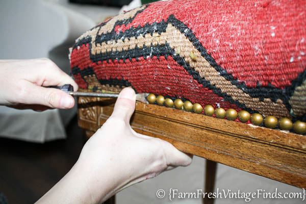 How to Upholster a Bench-3
