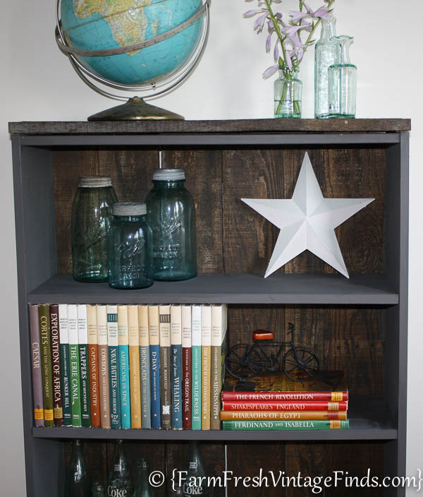 billy bookcase upcycle 2