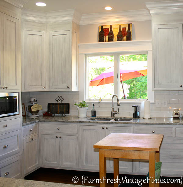 House Beautiful Inspired Painted Kitchen_-15