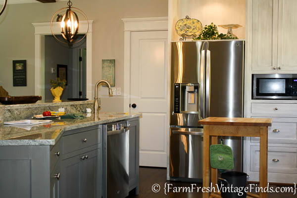 House Beautiful Inspired Painted Kitchen_-21