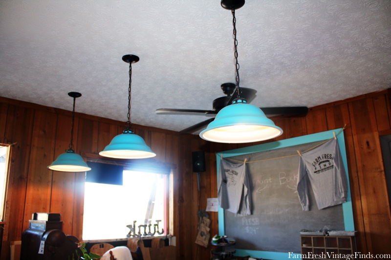Posts Related To Painting Glass Light Fixtures With DIY Chalk And Clay Paint