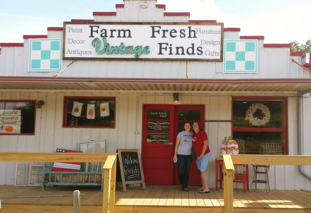 Farm Fresh Vintage Finds Store