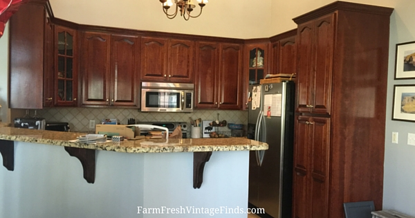 painting kitchen cabinets with general finishes milk paint - farm