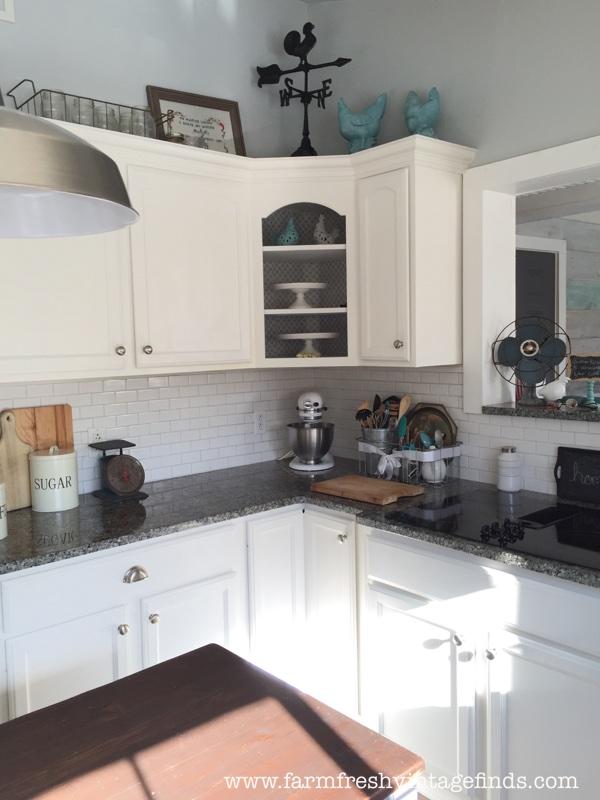 Snow White Kitchen Cabinets