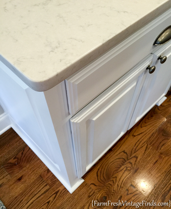 How To Achieve Flawless White Kitchen Cabinets