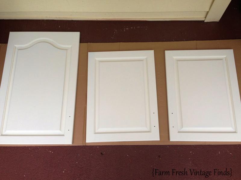 Paint Cabinets Using Annie Sloan Part, Annie Sloan White Kitchen Cabinets