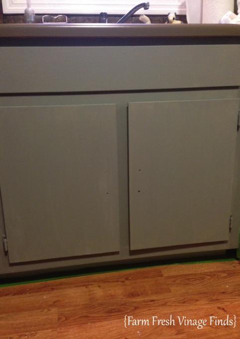 How To Paint Your Kitchen Cabinets With Annie Sloan French