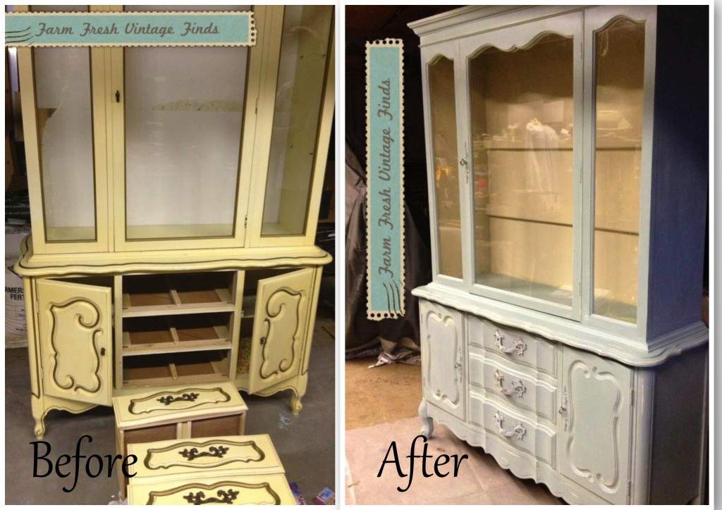 15 Before And After Painted Furniture Ideas Farm Fresh