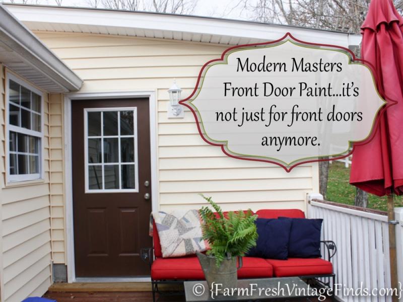 Modern Masters Door Paint.Modern Masters Front Door Paint Review Farm Fresh Vintage