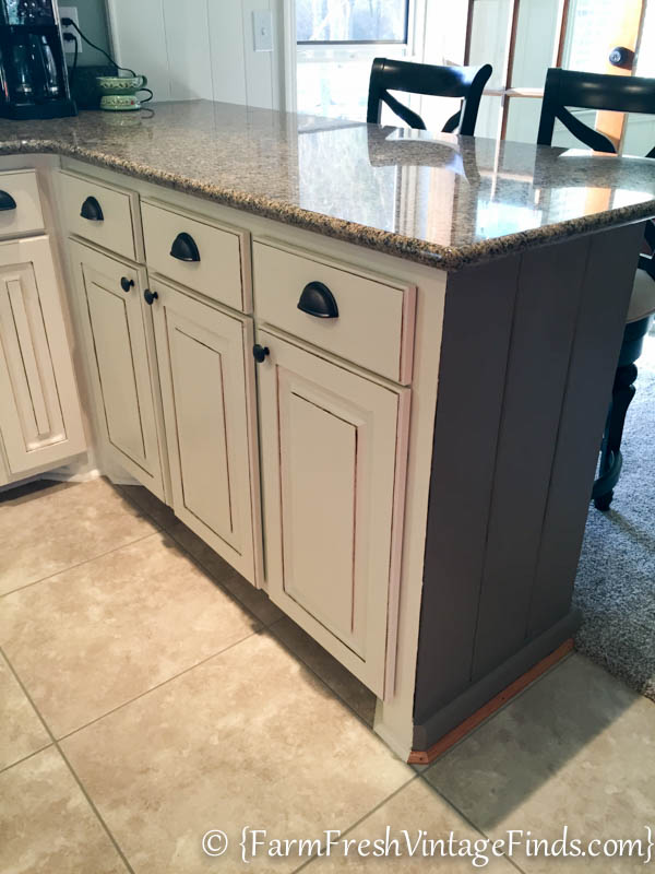 Kitchen Cabinet Refacing On A Budget Farm Fresh Vintage Finds