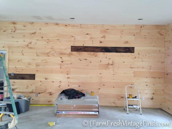 Whitewashed Plank Walls 6