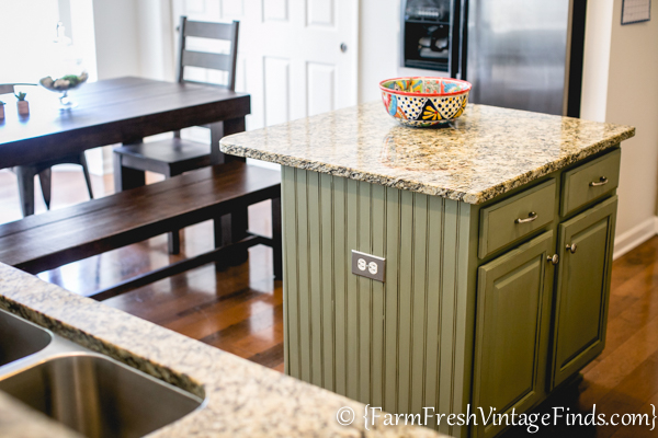 Painting Cabinets With The Homeright Finish Max Farm Fresh Vintage Finds