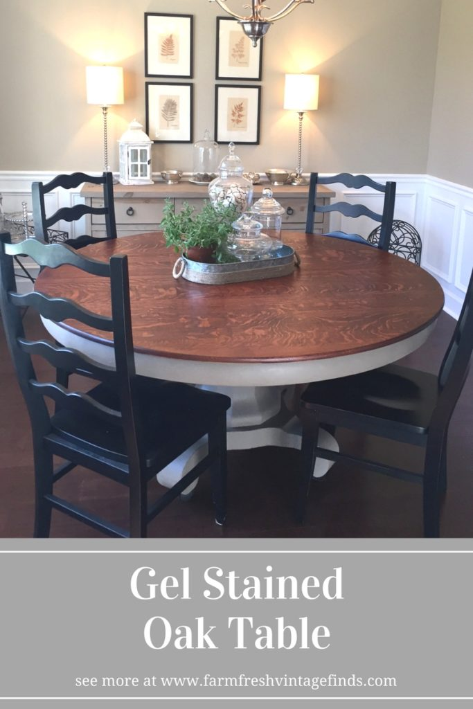 Posts Related To Staining An Oak Table