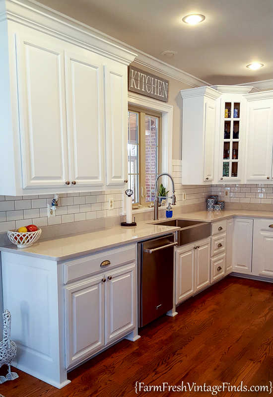 milk painted kitchen cabinets how to achieve flawless white kitchen cabinets farm 7503